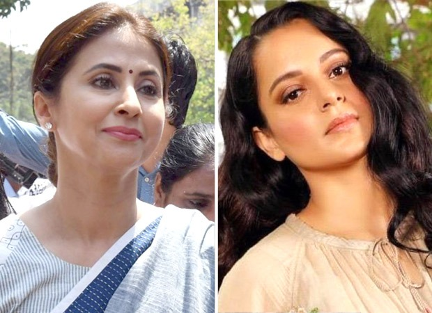 After joining Shiv Sena, Urmila Matondkar talks about remarks made by Kangana Ranaut