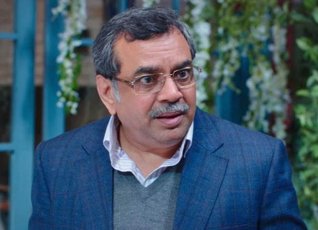 """EXCLUSIVE: """"These days when you watch a film you don't know when a nude scene might show up""""- Paresh Rawal"""