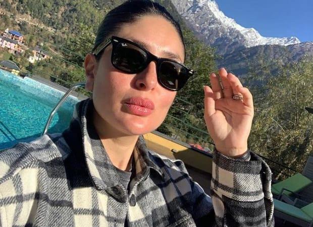 Kareena Kapoor Khan shares a stunning sun kissed selfie as she bids adieu to Palampur