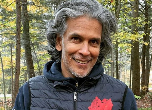 Milind Soman reacts to his naked picture controversy