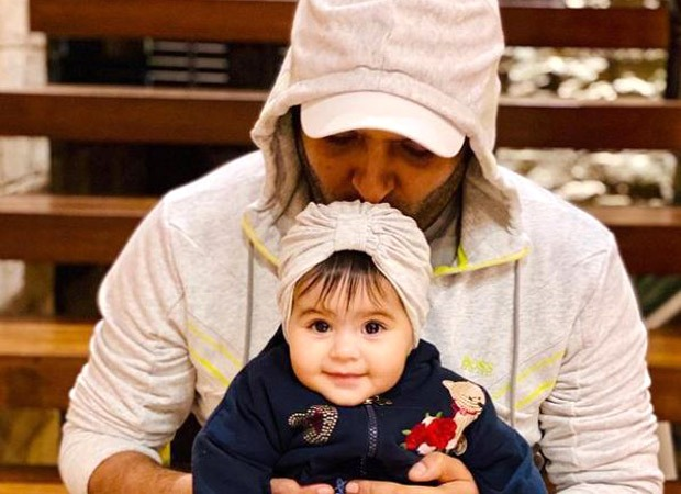 Kapil Sharma shares an adorable video of him happily dancing with his daughter Anayra