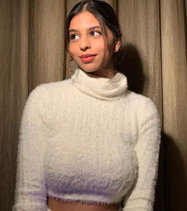 Suhana Khan's latest pictures leaves best friend Shanaya Kapoor stunned
