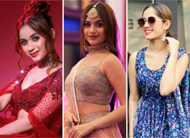 5 times Jannat Zubair made a statement in desi ensembles