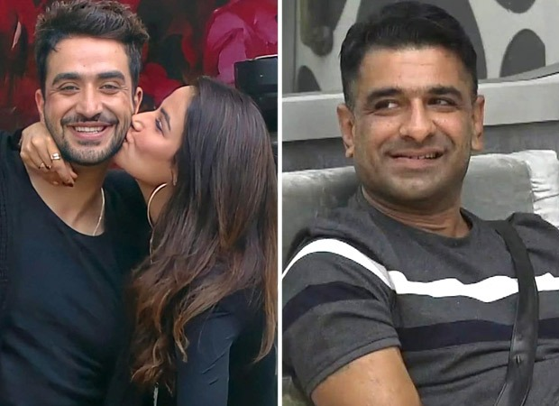 Bigg Boss 14 Aly Goni proposes to Jasmin Bhasin, the latter puts forth a condition; Eijaz Khan confesses his feelings for Pavitra Punia