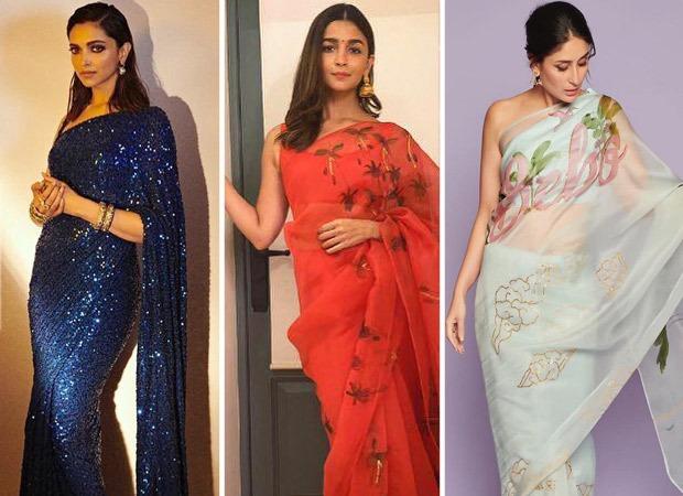 Deepika Padukone, Alia Bhatt, Kareena Kapoor Khan show you timeless saree collection that one should have in their wardrobe