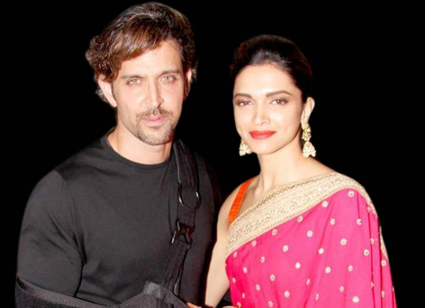 Deepika Padukone thanks Hrithik Roshan for birthday wishes; says 'another big celebration coming up in a couple of days'