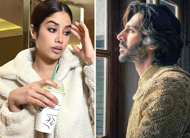 Janhvi Kapoor and Kartik Aaryan unfollow each other on Instagram, leaving their fans speculating a tiff