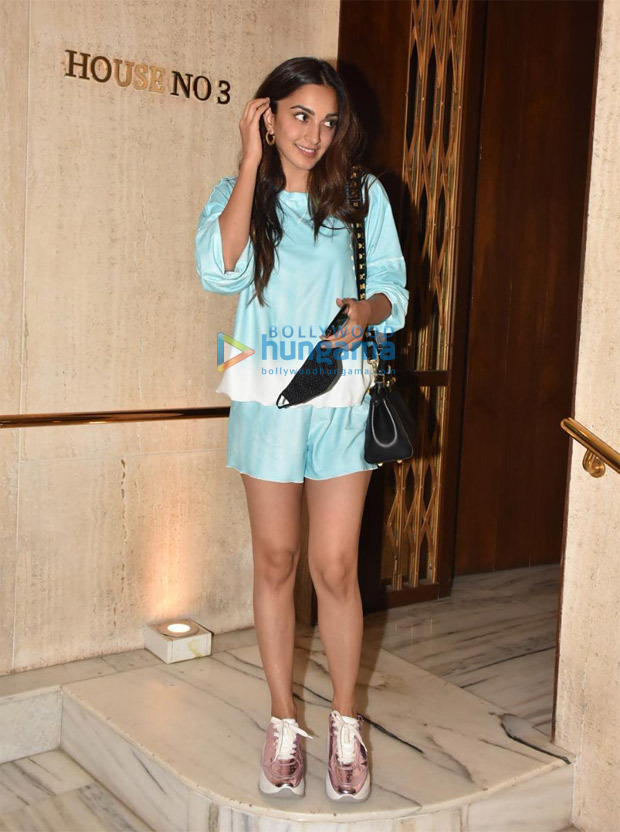 Kiara Advani opts for tie-dye co-ords to level up her look while visiting designer Manish Malhotra