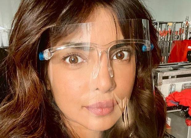 Priyanka Chopra denies flouting COVID-19 lockdown rules in the UK when she visited the salon, police intervenes