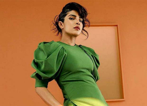 Priyanka Chopra ups the style quotient with her breathtaking photoshoot; talks about 10-year age gap with Nick Jonas