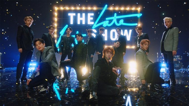 SEVENTEEN brings theatre vibes with impressive 'Home Run' performance on The Late Late Show With James Corden