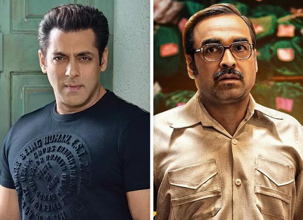 Salman Khan lends his voice for the first time for a poem in Pankaj Tripathi starrer Kaagaz