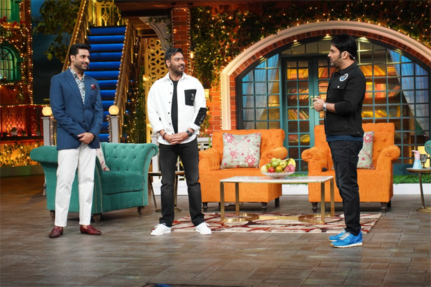 The Kapil Sharma Show: When Ajay Devgn scolded Abhishek Bachchan for blaming Amitabh Bachchan for exposing him to COVID-19