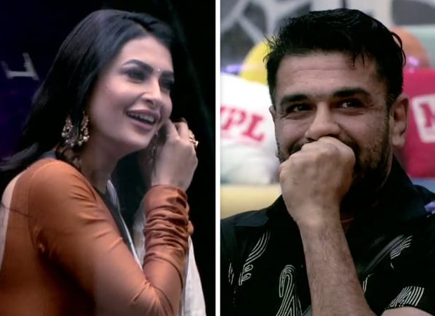 VIDEO Pavitra Punia reenters the Bigg Boss 14 house, Eijaz Khan proposes to her