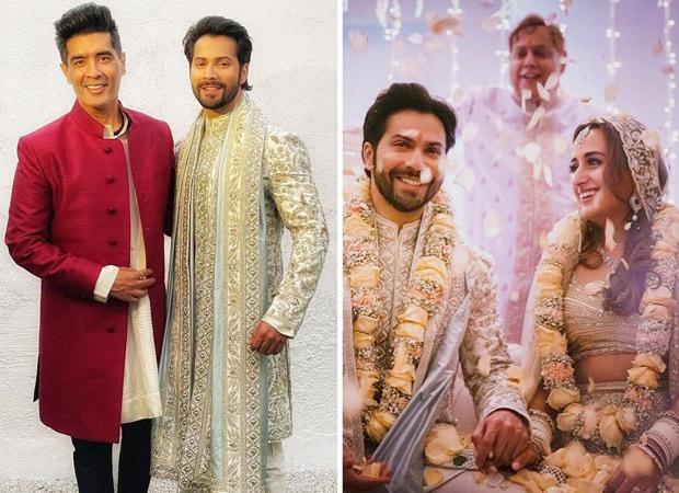 Varun Dhawan - Natasha Dalal Wedding: Manish Malhotra shares emotional experience of creating look for the groom