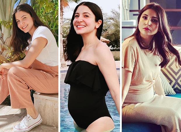 We'll miss Anushka Sharma's easy breezy maternity fashion