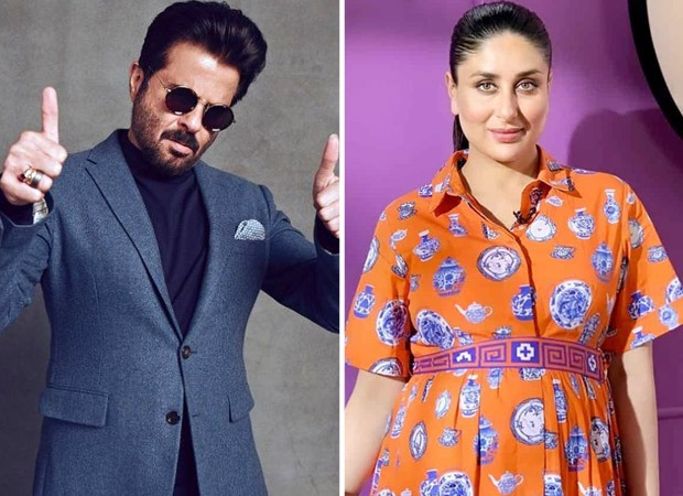 """""""You took a lot of money from me,"""" says Anil Kapoor to Kareena Kapoor Khan while talking about pay parity in Bollywood"""
