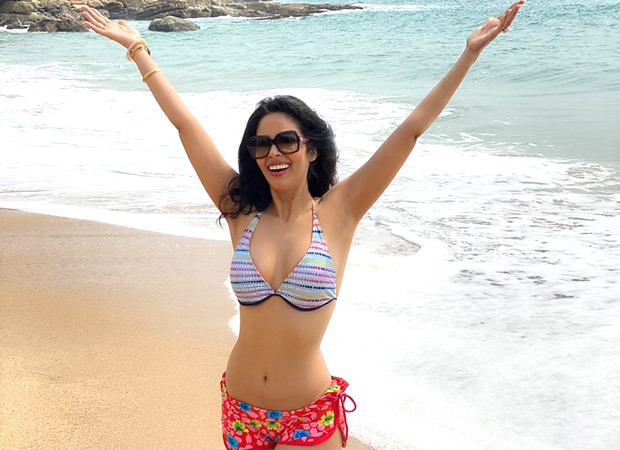 Mallika Sherawat welcomes the New Year with open arms