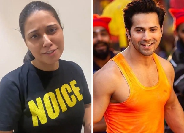 Saloni Gaur's impeccable impression of Varun Dhawan in Coolie No. 1 leaves netizens in splits; watch