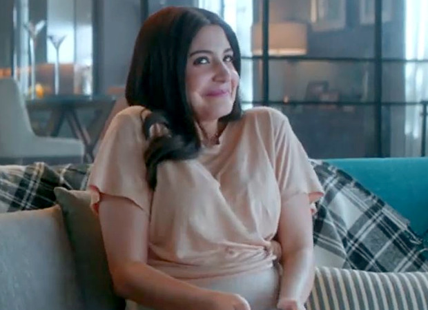 Pregnant Anushka Sharma is desperate for a nap in latest commercial