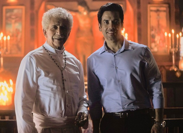 Tusshar Kapoor announces his next titled Maarrich with Naseeruddin Shah; says it is a departure from his usual style
