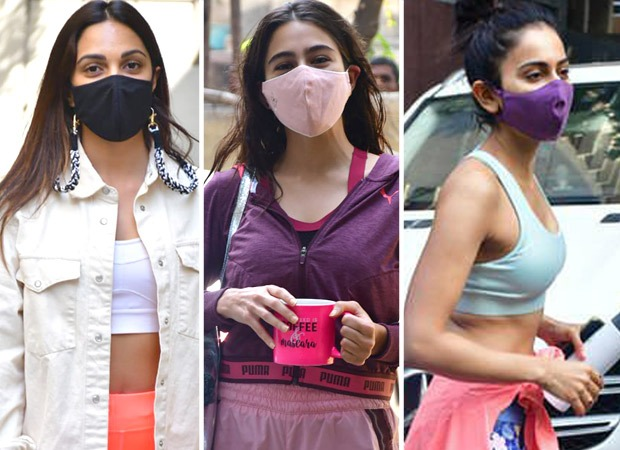 Kiara Advani, Sara Ali Khan or Rakul Preet Singh – Who impressed you with their atleisure wear?