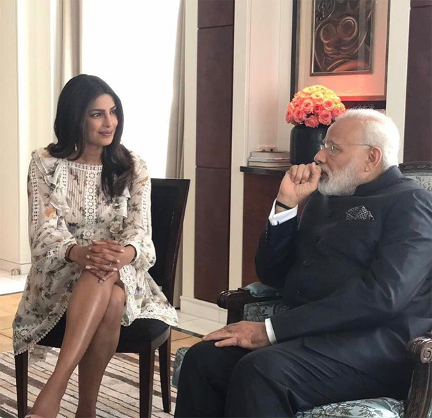 Priyanka Chopra BREAKS silence on controversies over her armpit, meet with Narendra Modi, 'communal' Quantico episode
