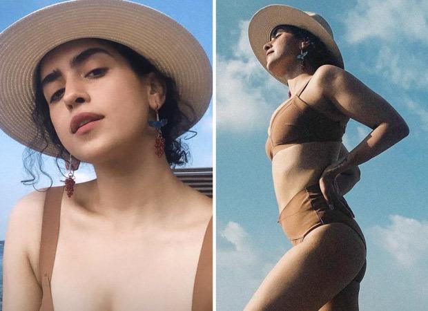 Sanya Malhotra drops some searing hot bikini-clad pictures of herself