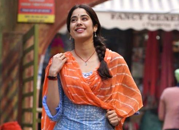 Janhvi Kapoor returns to Mumbai as shoot of Good Luck Jerry gets disrupted by farmer's protest