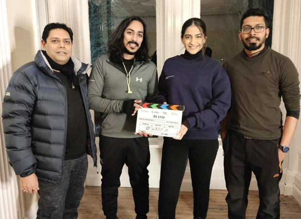 Shoot of Sonam Kapoor starrer Blind wrapped up in 39 days