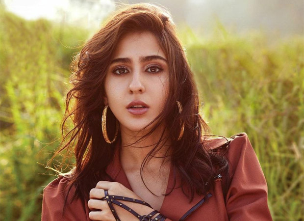 Sara Ali Khan is a sight to behold as she graces the cover of a leading magazine