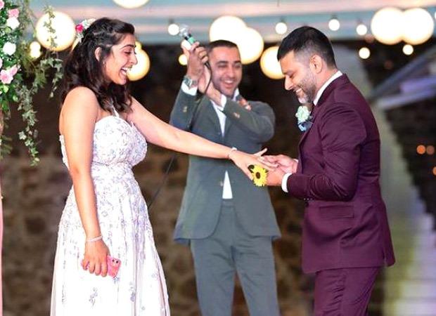Imran Khan officiates cousin Zayn Marie's wedding; see pics