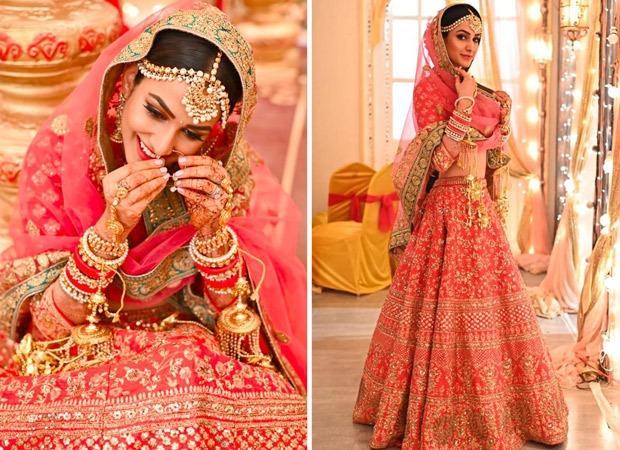 """Mom had tears in her eyes seeing me as a bride on the show"", says Teri Meri Ikk Jindri's Amandeep Sindhu"
