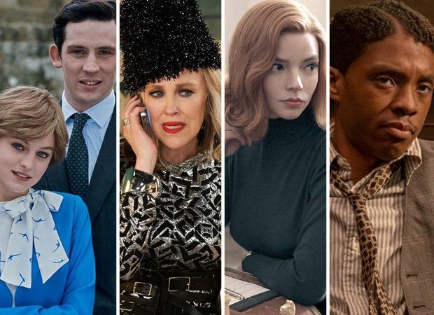 GOLDEN GLOBES 2021: The Crown, Schitt's Creek, The Queen's Gambit win big; Chadwick Boseman wins Best Actor posthumously