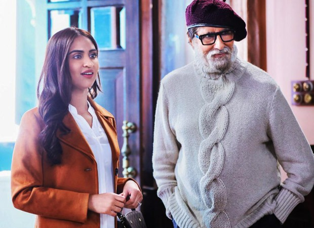 Krystle D'Souza recalls when she met Amitabh Bachchan for the first time on set of Chehre