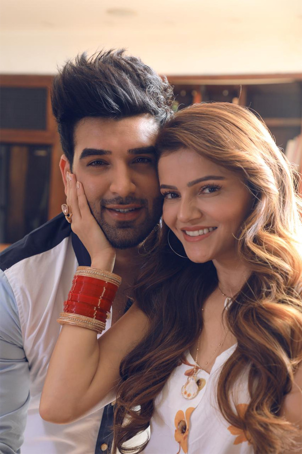 Rubina Dilaik and Paras Chhabra to collaborate for a music video
