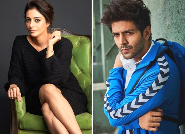 Tabu to undergo a COVID-19 test after Kartik Aaryan tests positive as she shot with him yesterday