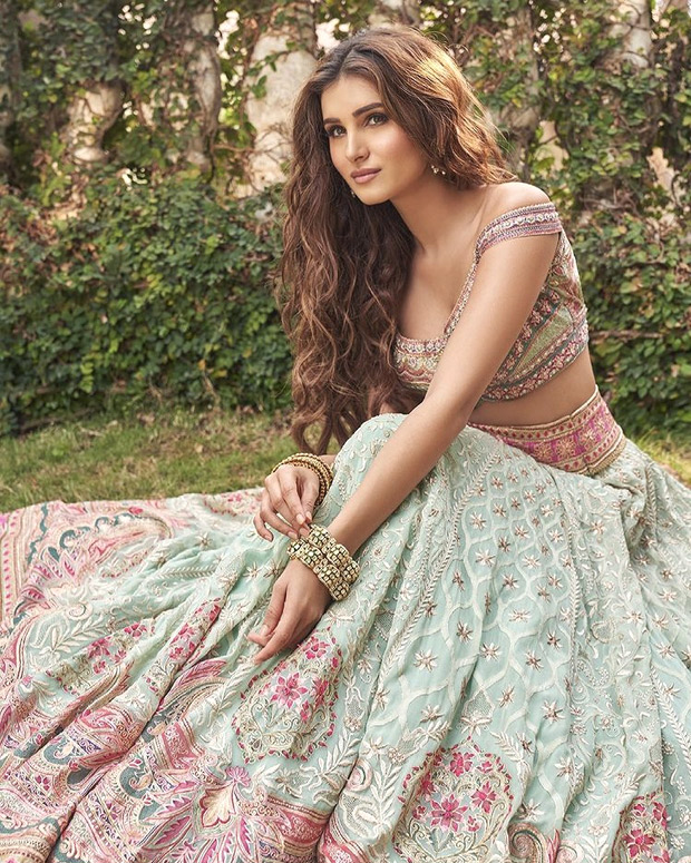 Tara Sutaria allures major bridal goals as she slays like a true fashionista on the latest cover of Brides Today