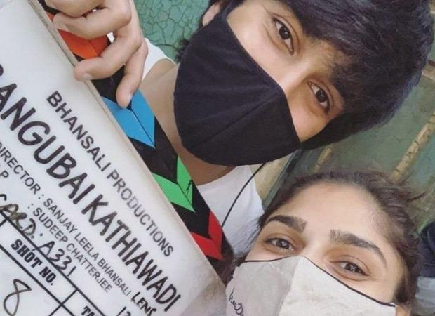 Malaal actors Meezaan Jafri and Sharmin Segal turn assistant directors for Sanjay Leela Bhansali's Gangubai Kathiawadi