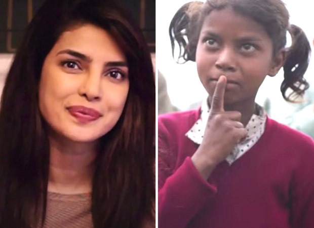 Priyanka Chopra Jonas joins hands to raise money for the education of the leading pair of the film Bittu