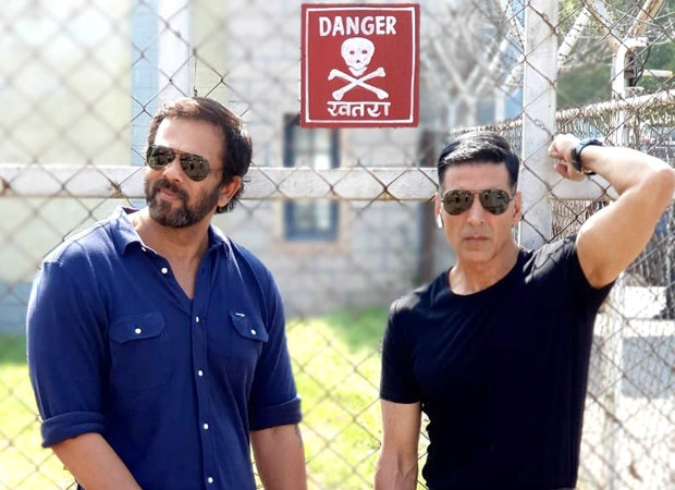 Akshay Kumar wishes Rohit Shetty with a special post, says why it was easiest to bond with the filmmaker