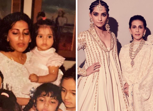 Sonam Kapoor shares throwback pictures on mother Sunita Kapoor's birthday; says she hopes to see and hug her soon