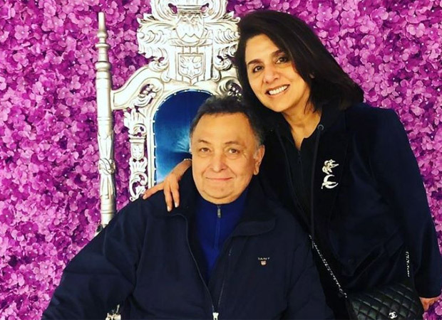 Neetu Kapoor calls Rishi Kapoor the worst dancer; says he had awful leg movement