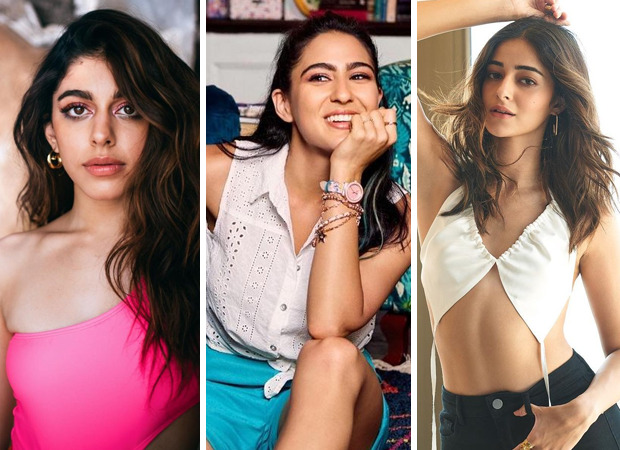Alaya F says its wonderful to be compared to Sara Ali Khan and Ananya Panday
