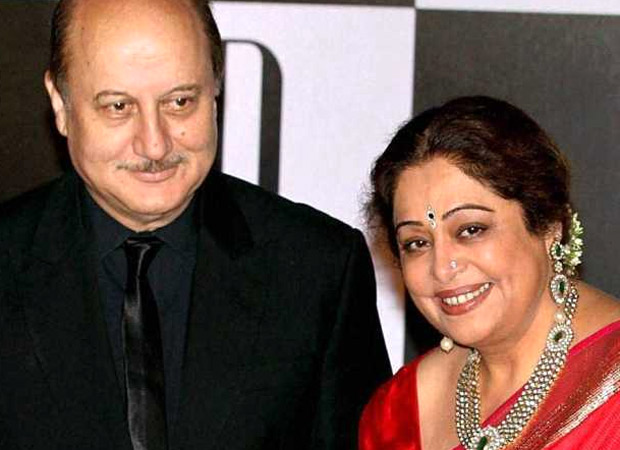 Anupam Kher says Kirron Kher is in good spirits after being diagnosed with multiple myeloma