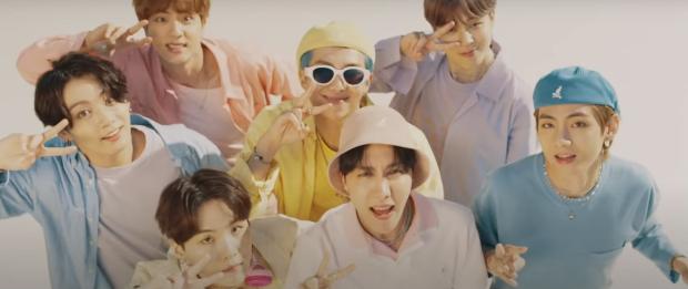 BTS' Grammy-nominated 'Dynamite' becomes fastest Korean music video to surpass 1 billion views