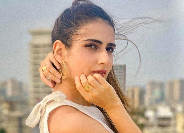Fatima Sana Shaikh says, I'm very happy that I am able to keep audiences entertained""