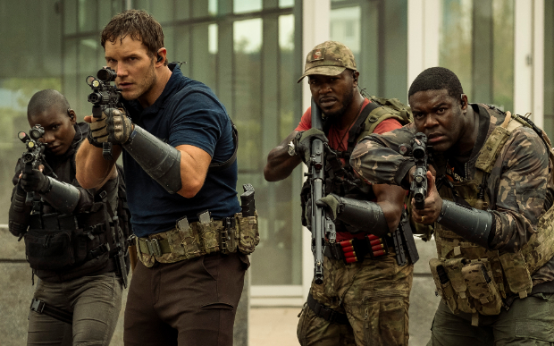 Chris Pratt is facing off aliens in the action-packed teaser of The Tomorrow War, watch video