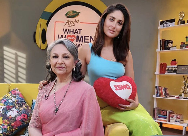 Kareena Kapoor Khan reveals Sharmila Tagore is yet to meet her newborn son