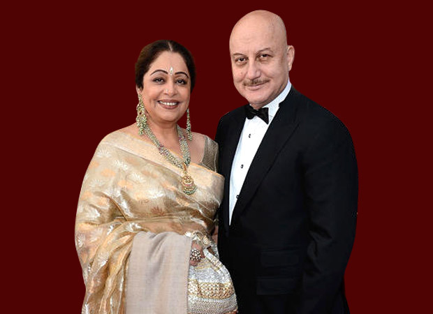 Kirron Kher allots Rs. 1 crore for ventilators; Anupam Kher is a proud husband